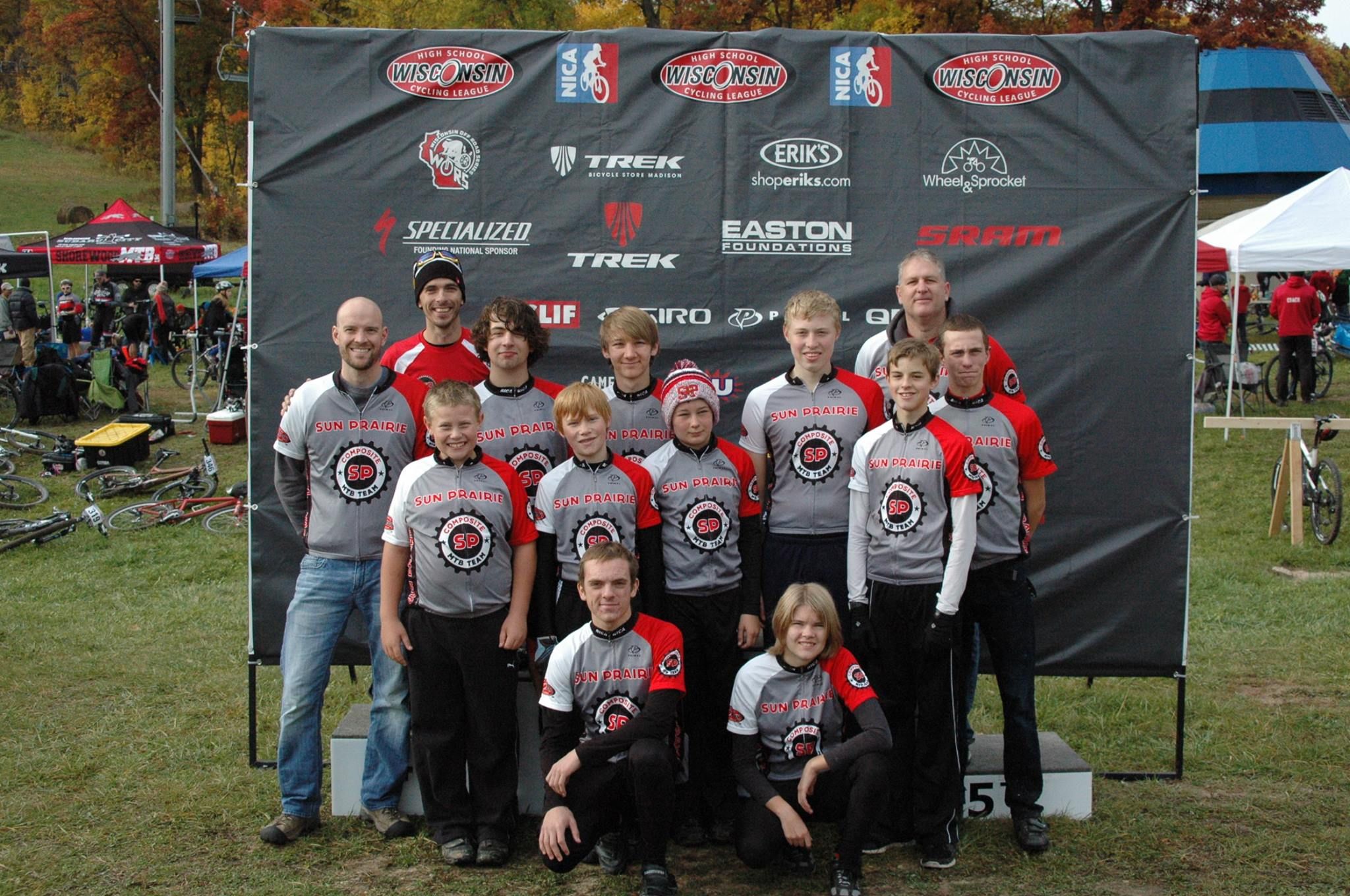 Sun Prairie Composite Team Featured