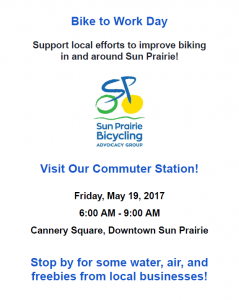 2017 Commuter Station Flier