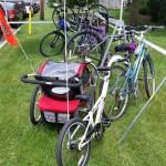 bicycle valet parking