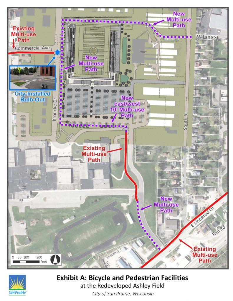 SPASD, CHUMS Ashley field paths